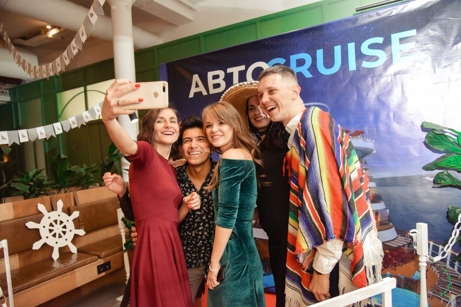 Abto Cruise New Year Party 2019