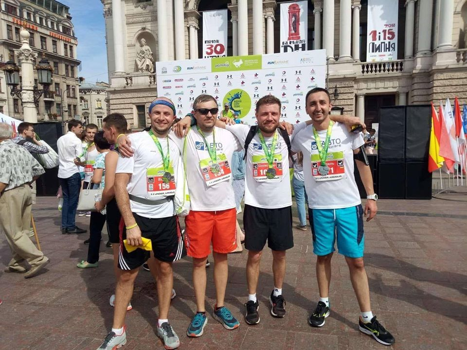 3rd Molokiya Lviv Half Marathon 2018