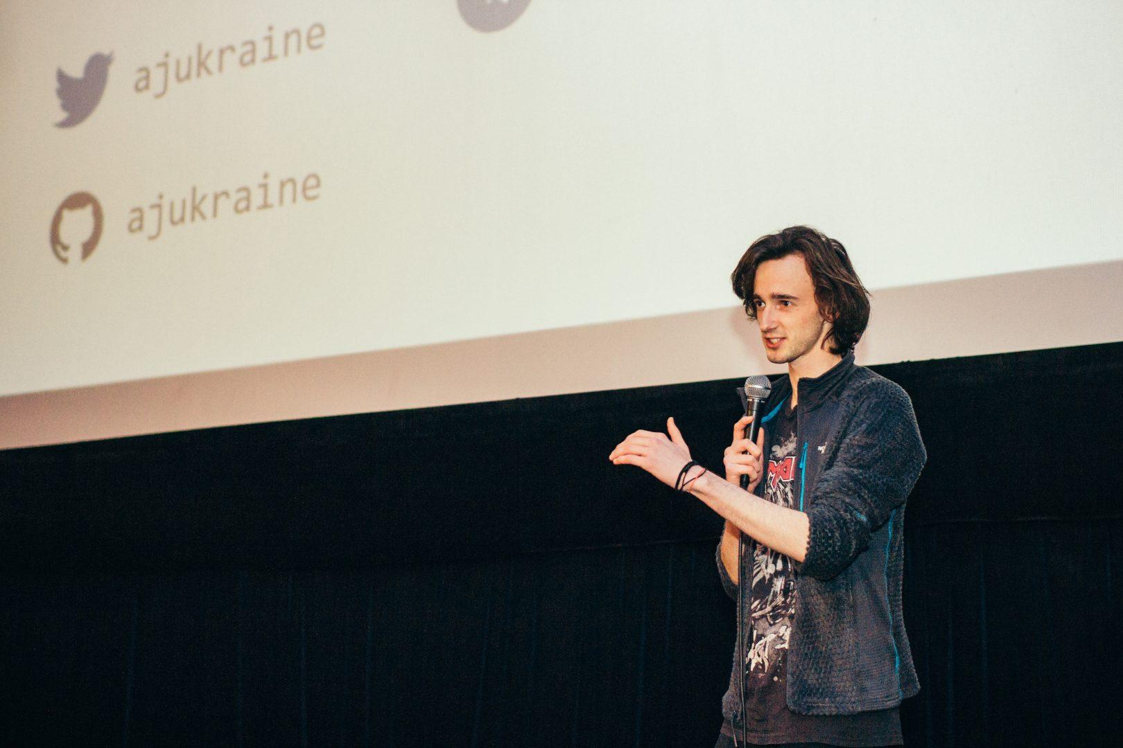 Дмитро Жлуктенко, ініціатор Lviv.NET Community
