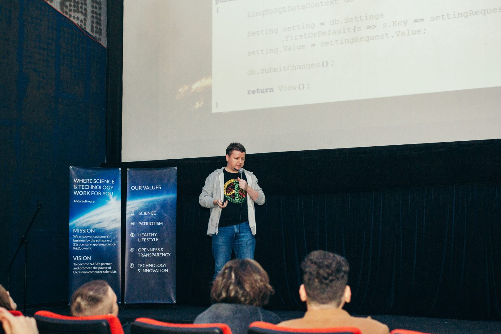 Богдан Макогін, Software Team Assistant в InterLogic